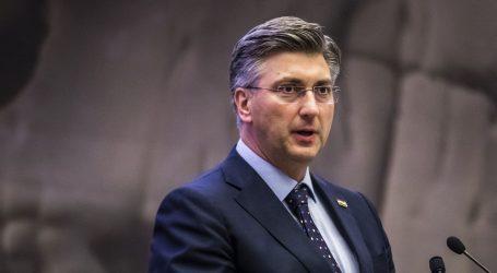 HDZ: Plenković na unutarstranačkim izborima pobijedio sa 78,6 posto glasova