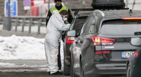 Austrija zabranila okupljanja više od pet osoba