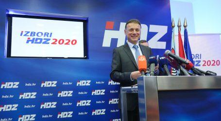 """VIDEO: Jandroković: """"Bitno je izabrati onog kandidata koji najbolje predstavlja HDZ i koji će donijeti pobjedu na parlamentarnim izborima"""""""