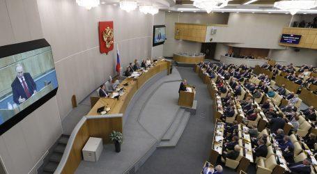 Ruski regionalni parlamenti podržali nastavak Putinove vladavine