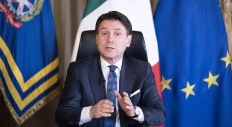 """CONTE: """"Italija spremna uvesti nove mjere"""""""