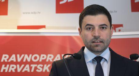 """Bernardić: """"Da su nas slušali, sada bismo izlazili iz karantene!"""""""