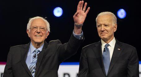 Sučeljavanje Bidena i Sandersa održati će se u nedjelju
