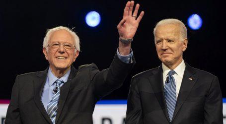Biden i Sanders oštro kritizirali Trumpov odgovor na koronavirus