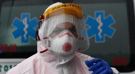 Više od 2000 mrtvih u Europi, Italija ponovno s rekordnim brojkama