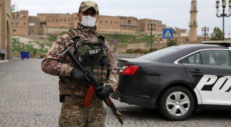 Tri američka vojnika ranjena u raketnom napadu u Iraku