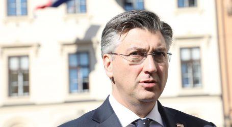Neslužbeni podaci: Plenković uvjerljivo vodi protiv Kovača