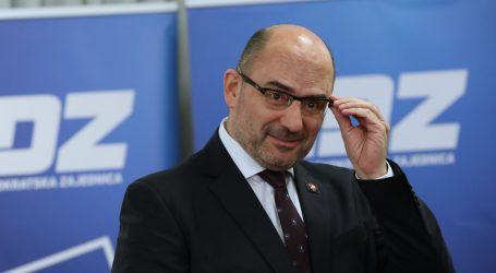 """BRKIĆ: """"Ako izgubim i dalje ću vjerno raditi za HDZ, državu i narod"""""""