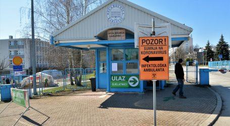 KORONAVIRUS: U samoizolaciji i ravnatelj karlovačke bolnice