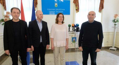 Klub nezavisnih zastupnika za održavanje sjednice zagrebačke Gradske skupštine