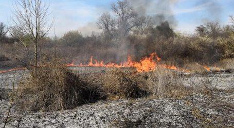 U zadnja 24 sata veliki broj požara u osam županija