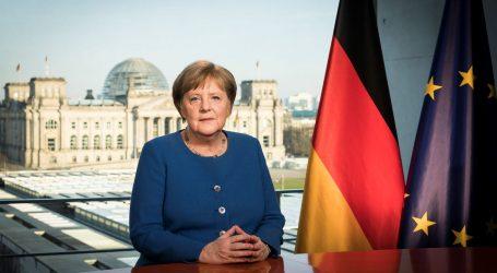"""Merkel: """"Najveći izazov za Njemačku od Drugog svjetskog rata"""""""