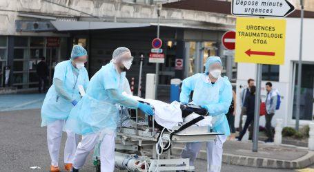 U Francuskoj ponovno nagli skok broja umrlih od Covida-19
