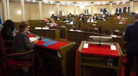 Počela sjednica zagrebačke Gradske skupštine
