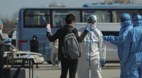U Kini rekordni broj slučajeva uvezenog koronavirusa
