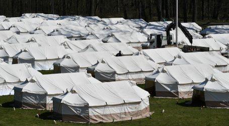 Vojska Srbije podigla kamp-karantenu blizu granice s Hrvatskom