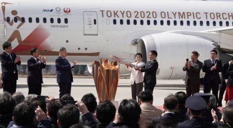 Olimpijska baklja stigla u Japan