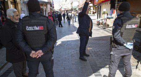 U Turskoj još 12 umrlih od Covida, broj novozaraženih skočio s 277 na 947