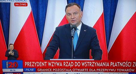 Poljska vladajuća stranka izmijenila pravila uoči predsjedničkih izbora