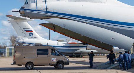 Putin šalje SAD-u medicinsku pomoć protiv epidemije