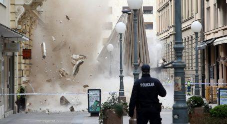 Sedam europskih država pomaže potresom pogođen Zagreb