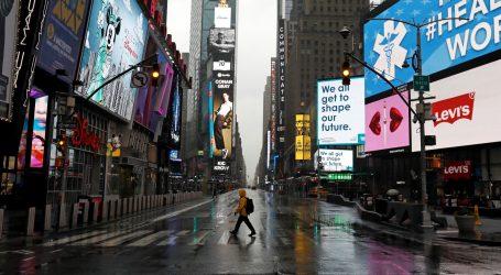 New York, žarište pandemije u SAD-u, traži izolaciju za cijelu naciju