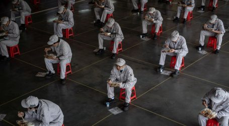 Kineska industrija pokazuje prve znakove oporavka