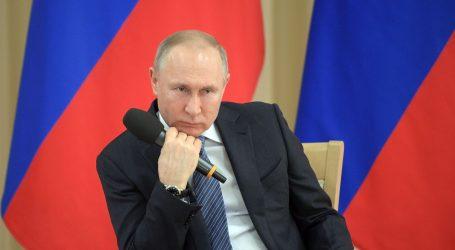 Liječnik koji se sastao s Putinom prošloga tjedna ima koronavirus