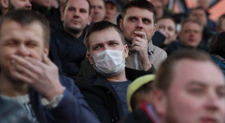 Bjelorusi igrali i ovoga vikenda, Lukašenko tvrdi 'Ovdje nema virusa'