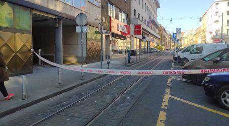 Požar u HT centru u Draškovićevoj uništio uređaje