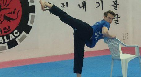 VIDEO: Taekwondo vježbe za doma od sada na Sportskoj TV