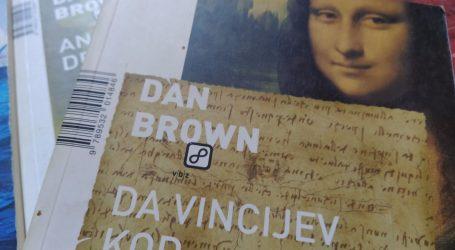 CRKVA PROTIV BESTSELERA: Kardinalov bijes zbog 'Da Vincijeva koda'