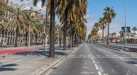 Policija i vojska preko noći zavladale ulicama španjolskih gradova kako bi spriječile širenje koronavirusa