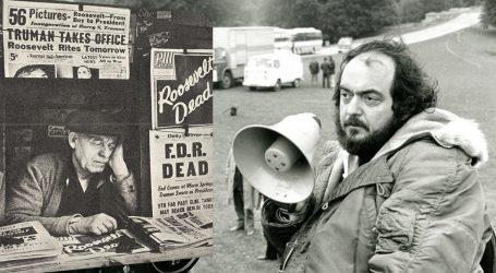 Stanley Kubrick počeo je kao sjajan fotograf