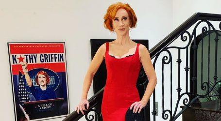 Kathy Griffin nije lako primila odlazak majke