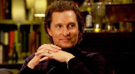 Matthew McConaughey dostavio 110 tisuća zaštitnih maski bolnicama u Teksasu