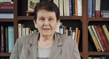 INTERVJU Mirjana Krizmanić: 'Trenutačna situacija ojačat će Plenkovića. I neka je tako, ugodno me iznenadio'