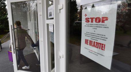 VARAŽDIN: Nad 44 osobe završen dvotjedni zdravstveni nadzor, još se nadzire 185