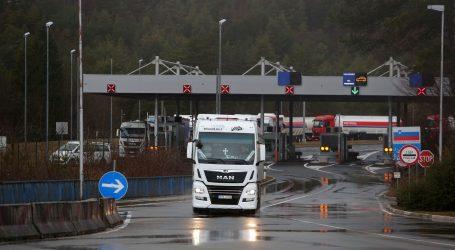 BOŽINOVIĆ 'Krenuo je kamionski promet kroz Hrvatsku'