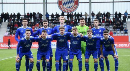 Juniori Dinama u četvrtfinalu Lige prvaka mladih
