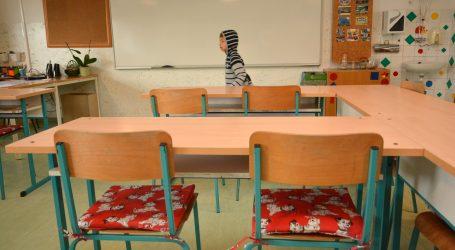 """Ravnatelj zagrebačke škole: """"Slušamo upute Stožera, ali nastava normalno funkcionira"""
