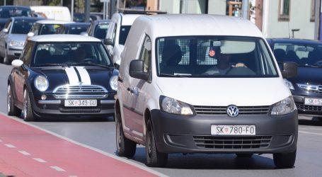 HAK: Vozači se mole za dodatan oprez zbog životinje na autocesti A1