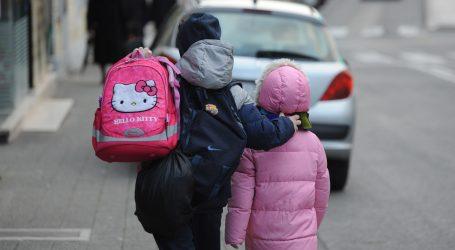 Umanjuju se naknade za vrtiće i školsku prehranu zbog izvanredne situacije
