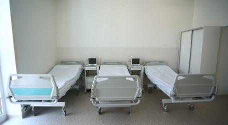 Ministarstvo zdravstva: Bolnice trebaju osigurati što veći broj kreveta u izolaciji