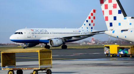 Prvi slučajevi zaraze u Croatia Airlinesu