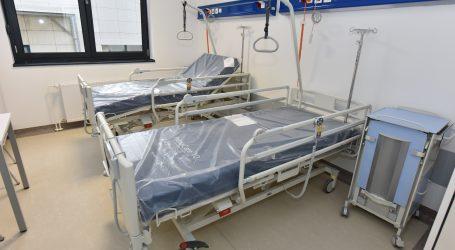 Sisačka bolnica: Tri pacijenta s koronom, za četvrtog se čeka nalaz