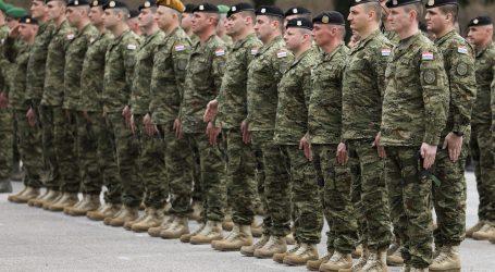 Preventivno se provode izvidi u vojarni Črnomerec, kontakt jednog vojnika ima koronavirus