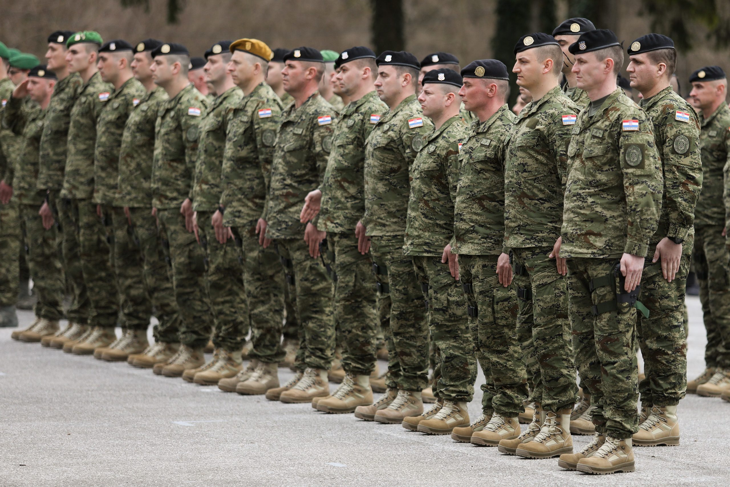 Preventivno Se Provode Izvidi U Vojarni Crnomerec Kontakt Jednog