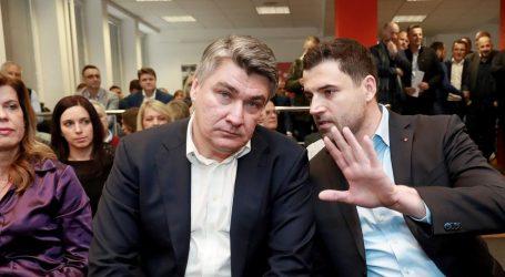 'Zoran Milanović ponizio je Davora Bernardića kada ga nije pozvao na inauguraciju'
