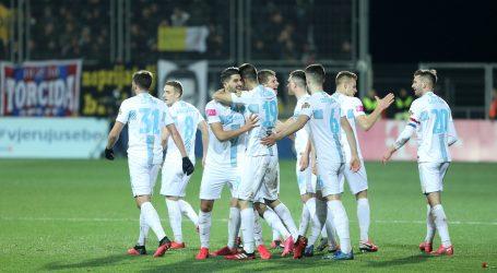 HT PRVA LIGA Rijeka nadigrala Hajduk i slavljem u Jadranskom derbiju preuzela drugo mjesto ljestvice